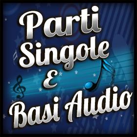 Parti e Basi Audio per Singolo Strumento